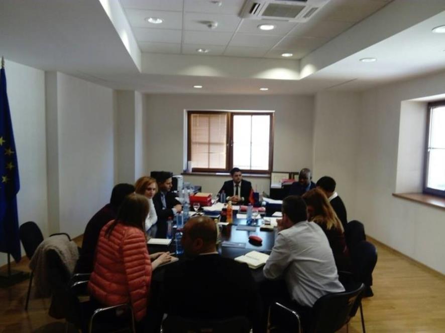 Работен состанок со СИГМА и Светска Банка