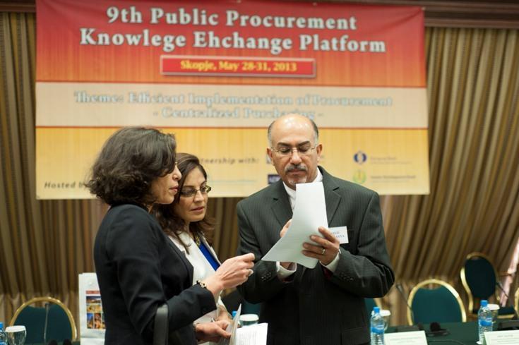 Forumi i 9-të regjional për prokurim publik