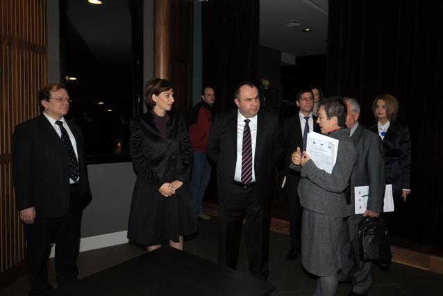 Konferenca përfundimtare e projektit të binjakëzimit (dhjetor 2012 – Shkup)